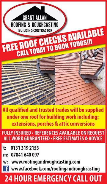 Free roof check